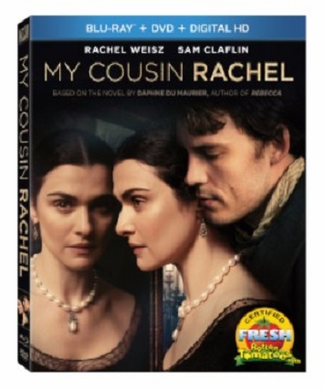 Movie Review: MY COUSIN RACHEL