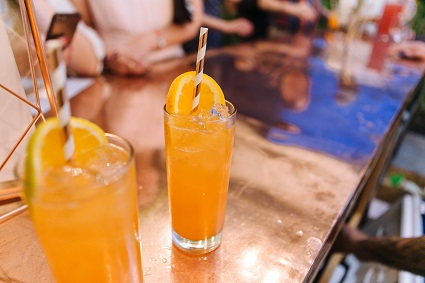 Spritz O'Clock Cocktail Recipe
