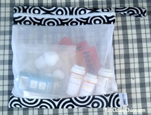 ZizzyBee Mesh Storage Bags