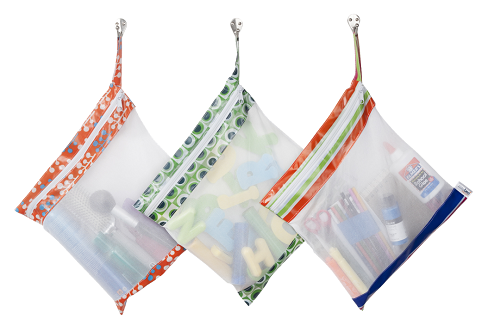 ZizzyBee Mesh Storage Bags Organize Your Everything!