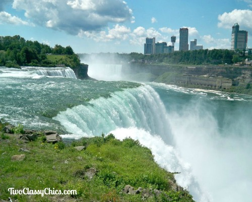 Niagara Falls State Park in New York