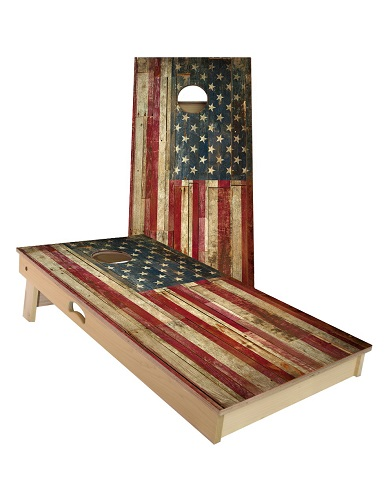 We Love America's Classic Game of Cornhole