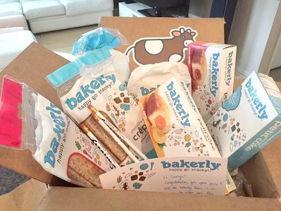 Baked Goods from Bakerly
