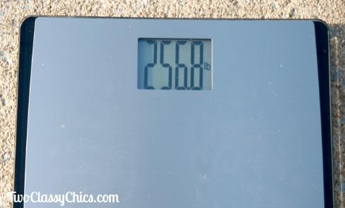EatSmart Precision 550 Digital Bathroom Scale