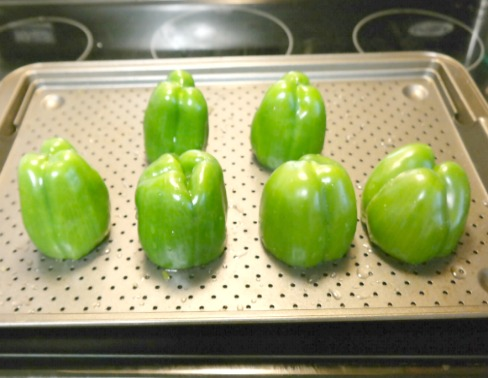 How to Freeze Whole Bell Peppers