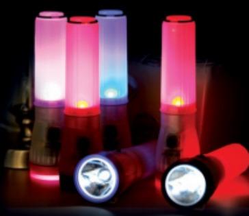 Life+Gear AR-Tech Flashlight + Lantern