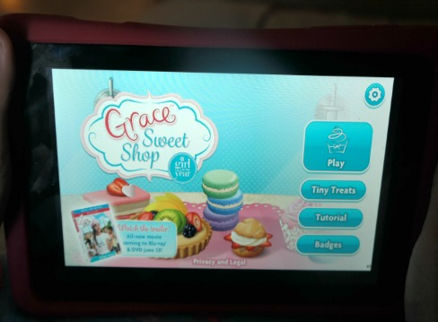 "American Girl 7"" Tablet Powered by Nabi"