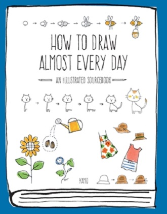 How to Draw Almost Every Day – Illustrated Sourcebook