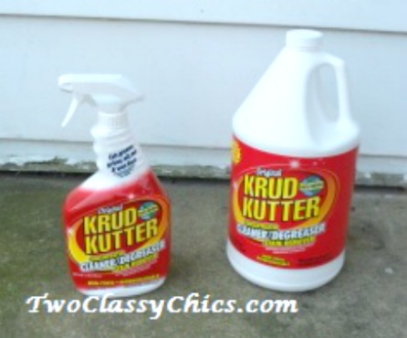 Krud Kutter Best Outdoor Furniture and Deck Cleaner