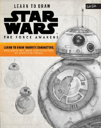 Learn to Draw Star Wars The Force Awakens Book