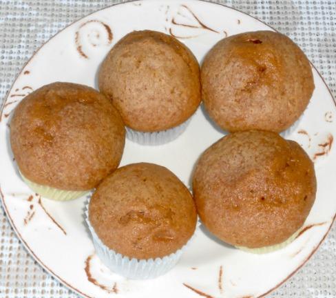 Krusteaz Pumpkin Spice Muffins