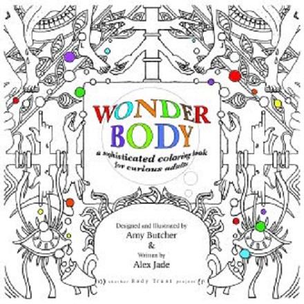 Wonder Body Adult Coloring Book