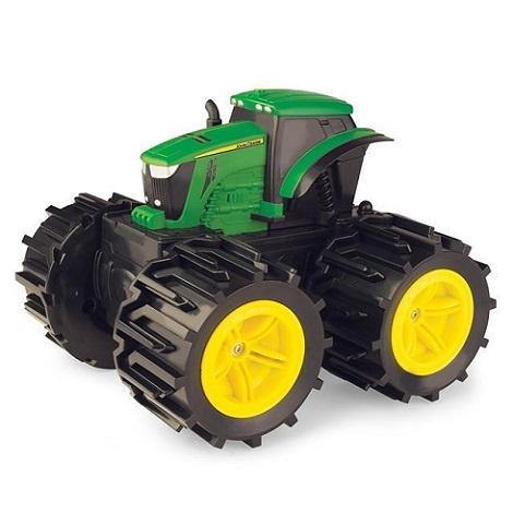 The Must-Have Holiday Toy – John Deere Mega Wheels Tractor