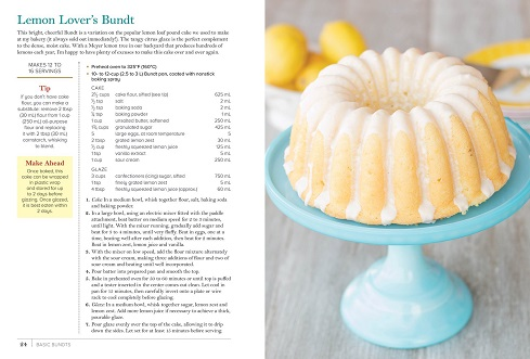 Beautiful Bundts 100 Recipes for Delicious Cakes & More