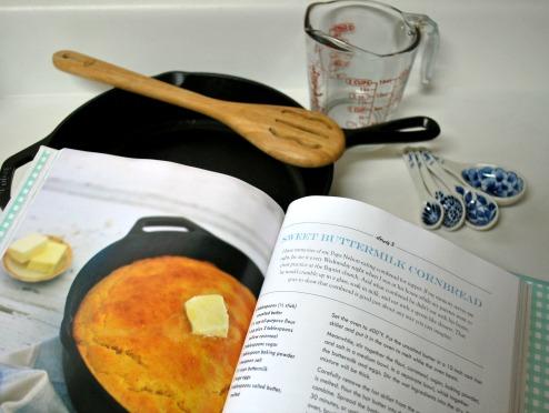 Love Welcome Serve Cookbook