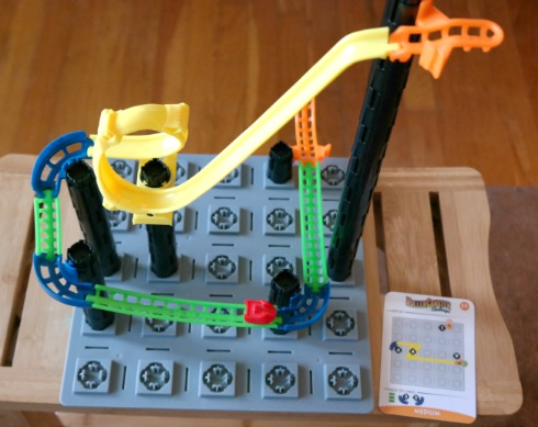 Thinkfun Roller Coaster Challenge Thrill Ride Building Game