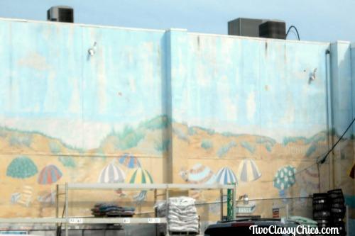 Stone Harbor Wall Mural