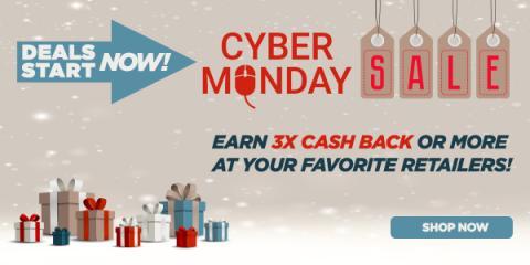 Huge Cash Back Deals During the Swagbucks Cyber Monday Sale