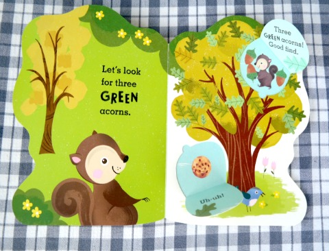 The Sneaky, Snacky Squirrel Children's Book
