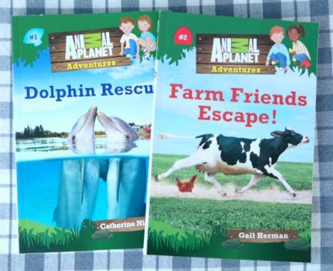 Animal Planet Children's Books