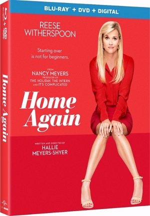 Romantic Comedy HOME AGAIN Starring Reese Witherspoon