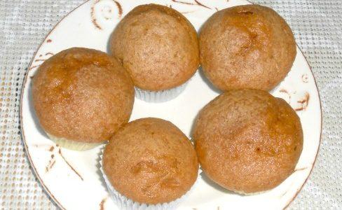 Pumpkin Oatmeal Muffins Recipe