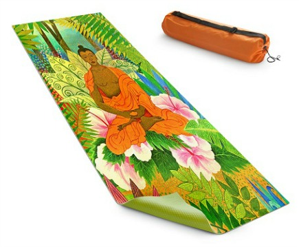 Beautiful Yoga Mat from DiaNoche Designs