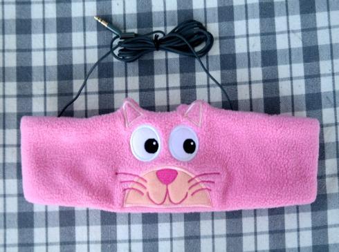 Snuggly Rascals Comfortable Headband Headphones for Kids