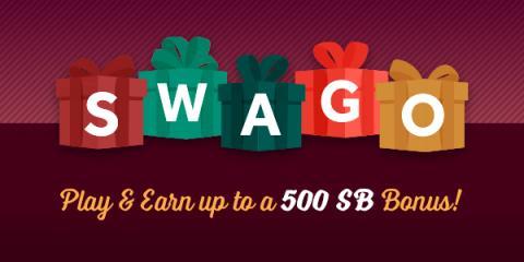 Swagbucks December SWAGO Promo – Earn More Gift Cards!