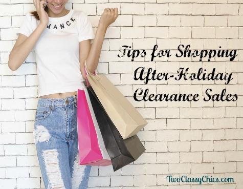Tips for Shopping After-Holiday Clearance Sales