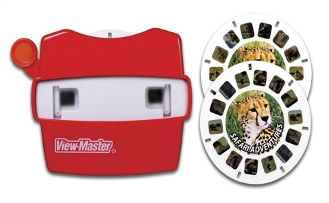 Discovery Kids View-Master Classic - Safari Adventures