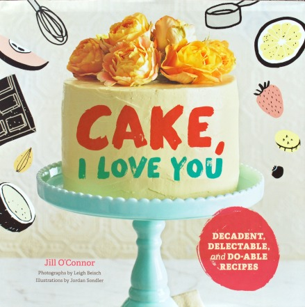 Cake - I Love You Recipes Cookbook