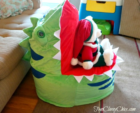 Chomposaurus™ Dino Chair from HearthSong