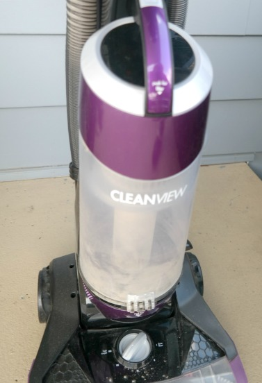 Bissell 1822 Cleanview Plus Upright Bagless Vacuum
