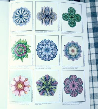 Creative Coloring Mandalas by Valentina Harper