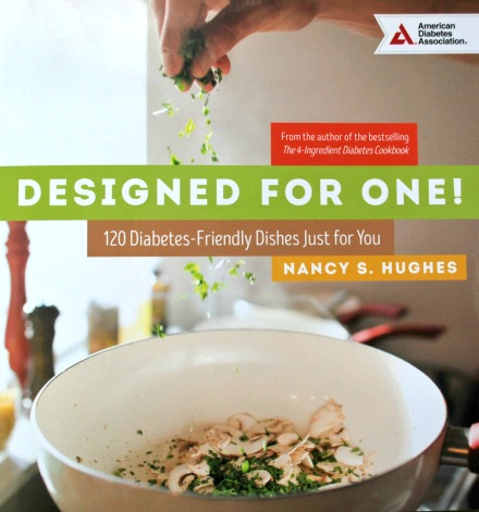 Designed for One Diabetes Cookbook