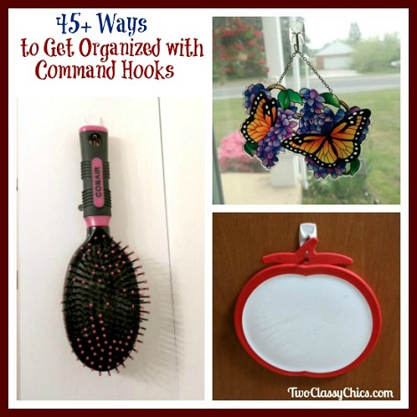 45+ Ways to Get Organized with Command Hooks