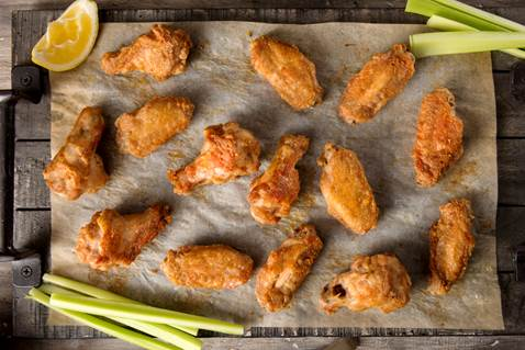 Grilled Honey Chipotle Wings Recipe
