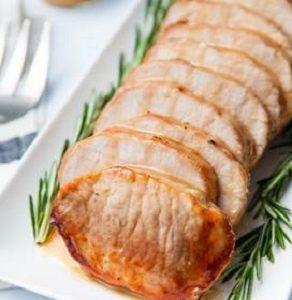 Honey Mustard Pork Loin Recipe