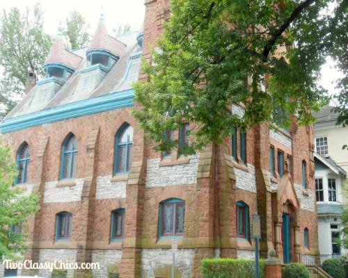 Linden Hall Girl's School in Lititz Pennsylvania