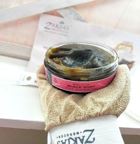 Moroccan Beldi Black Soap