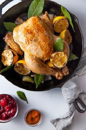 Moroccan Brined Chicken Recipe