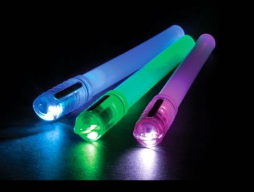 Life+Gear Reusable LED Glow Sticks