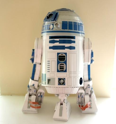 Star Wars R2-D2 Master Models Building Kit