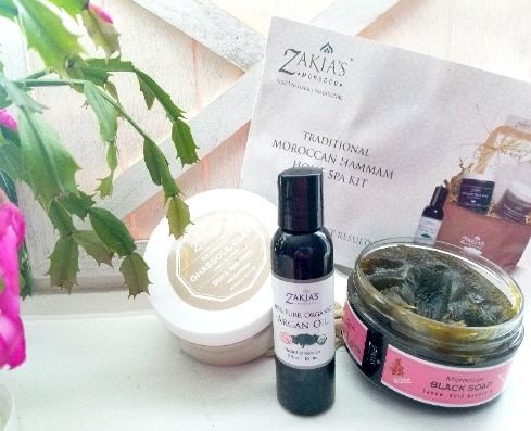 Treat Yourself to a Spa Day, Every Day, with Zakia's Morocco Hammam Home Spa Kit