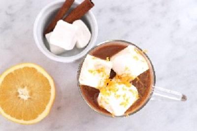 Cinnamon Orange Hot Cocoa Recipe