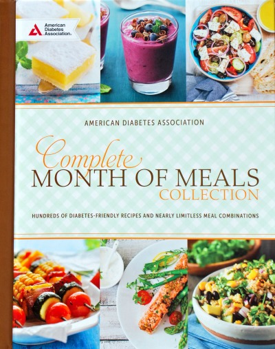The Complete Month of Meals Collection – An Essential for Every Diabetic's Bookshelf