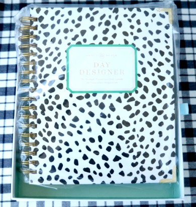 Day Planner & Daily Agenda Book