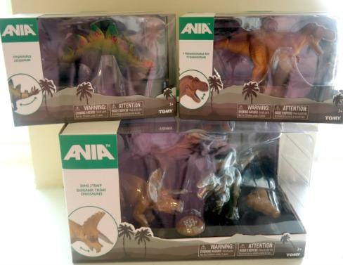 ANIA Animals Preschool Toys for Kids