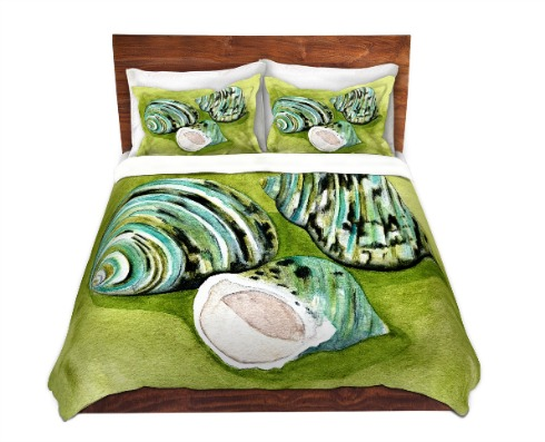 Beautiful and Artistic Duvet Covers from Dianoche Designs